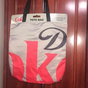 Nwt collectible Diet Coke Tote Bag